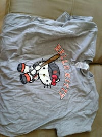 SF Giants Kitty Shirt