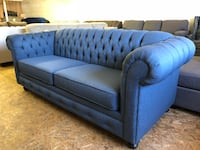 Brand New TUFTED ELEGANT SOFA - Made In Canada -WE CAN DELIVER Toronto