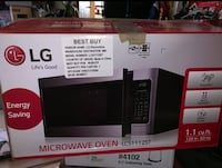 LG Counter Top Microwave  Annandale, 22003