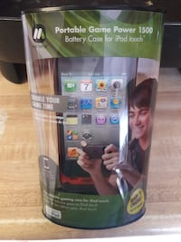 Portable game power 1500 for ipod touch 4th genera North Highlands, 95660