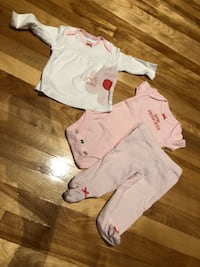 Baby girl New Born clothing Montréal, H2M 1N3