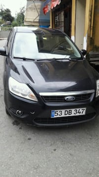 2009 - Ford - Focus Rize