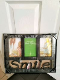 Brand new smile picture frame  Brampton