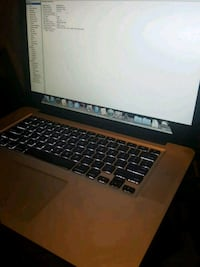 "15"" MacBook pro model a1286 $350obo Edmonton, T5W 2Y3"