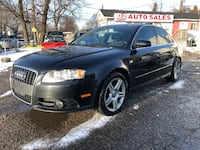 2008 Audi A4 S-Line Pckge/Automatic/Leather/Roof/AS IS Special Scarborough, ON M1J 3H5, Canada