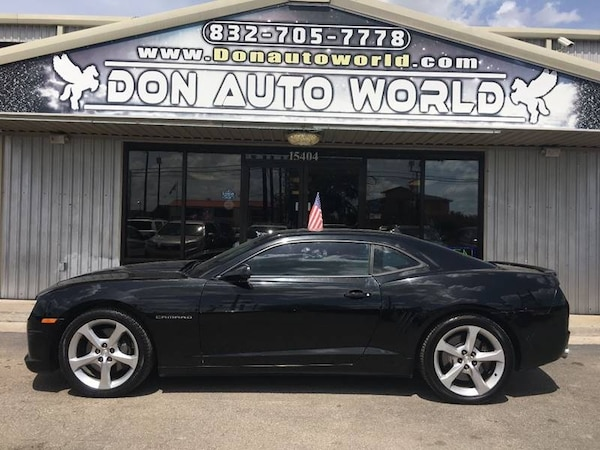 Don Auto World >> 2013 Chevrolet Camaro Ss 2dr Coupe W 2ss