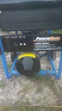 black and blue portable generator Mobile, 36695