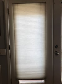 Shade that fits French door