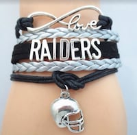 Raiders braclet NEW* Arcade, 95821