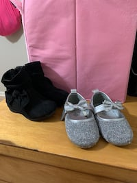 Shoes baby girl size 5
