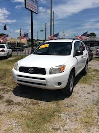 2007 Toyota RAV4 (3row seating) only 8.350.00 Winter Haven, 33880