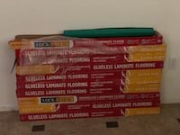 Lock n Seal laminate flooring $175 North Las Vegas