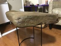 One of a kind end table  Edmonton, T5B 2M3