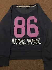 Victoria's Secret Pink Sweatshirt  70 mi