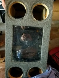 Subwoofer box for 2 10' woofers!  San Jose, 95123