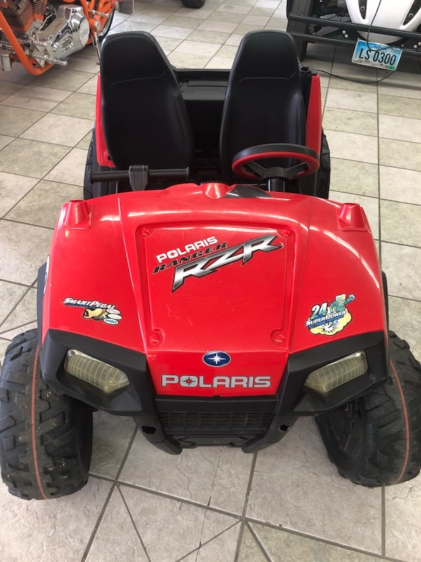 Polaris Rzr Electric Vehicle 24 Volt