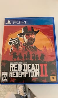 Red Dead Redemption 2 PS4 Bowie, 20716