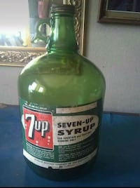 7up & coca-cola syrup bottles  Castroville, 95012