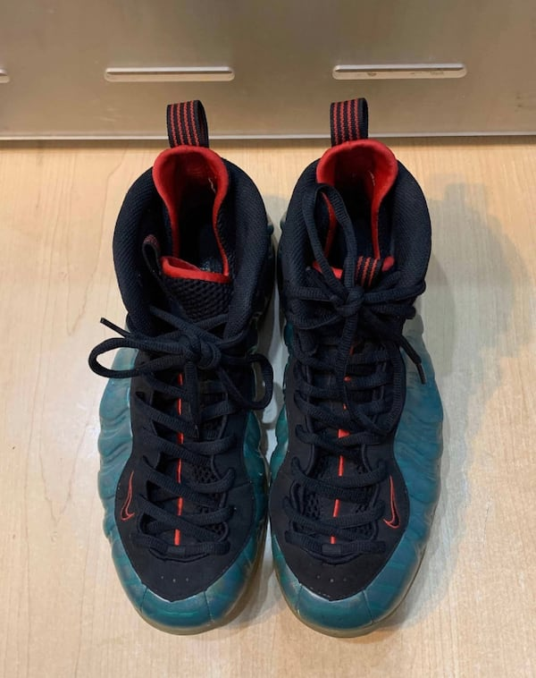Nike Foamposite One PRM Gone Fishing Size 9.5 68d63759-ca97-4217-ad4d-c8603a291540