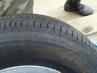 tires and rims four p255/70r17 chevy Sugar Creek, 64054