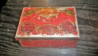 Old French Tin