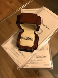 Ring and Diamond set for sale as a package for: $3700 Calgary, T2P 0Y4