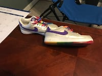 Nike Air Force 1 women's Gym shoes