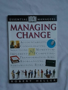 Managing Change by Robert Heller