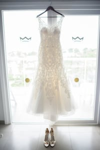 Eddy K Designer Fit & Flare Wedding Gown Toronto