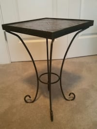 Decorative Tile End Table Richmond