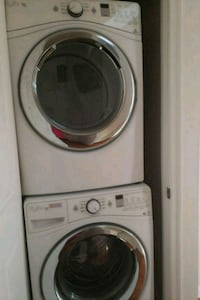 Whirlpool washer and dryer machine 21 mi