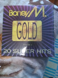 Boney M Gold 20 Sufer Hits box 8332 km