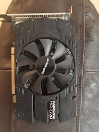 AMD Radeon Sapphire HD 7770 ghz edition graphics card  Durham, 27713