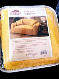 Yellow Couch Covers