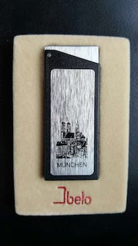 "Vintage Novelty Lighter by IBELO ""MUENCHEN"""