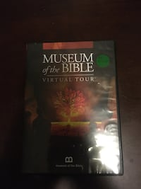 Museum of the Bible dvd