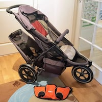Phil and Ted stroller barnvagn Solna, 169 69