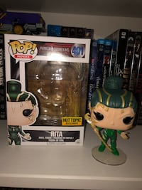Rita Power Rangers Hot Topic Exclusive Funko Pop! Oakville, L6J 6Z8
