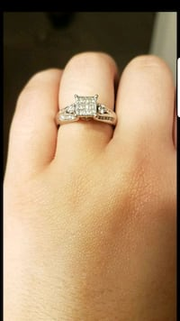 Princess Cut Engagement Ring Hagerstown