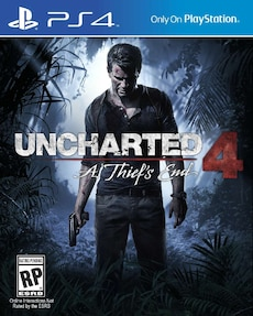 sony PS4 Uncharted 4