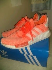 9ddbb7c473909 Used New adidas NMD runners for sale in Hamilton - letgo