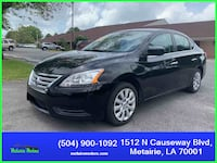 Used 2013 Nissan Sentra for sale Metairie