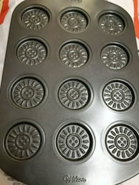 Baking ...Cookie mold new Vancouver, V5Z 3W8
