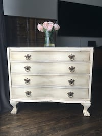 Delivery - antique French country chest or oversized night stand  Toronto, M9B 3C6