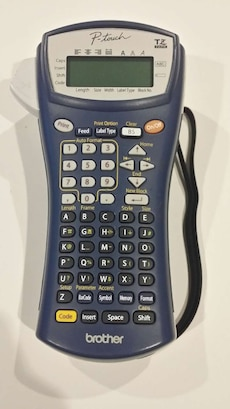 Used, P'touch Label Maker for sale  Eola, IL