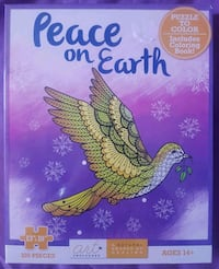 Peace on Earth - Puzzle to Color Calgary, T3J 3J7