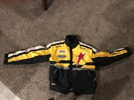 HJC snowmobile coat mens size large