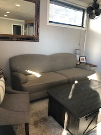 Beautiful Gray Sofa Austin, 78734