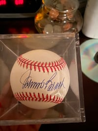 Baseball - signed by Johnny Bench Westwood, 02090