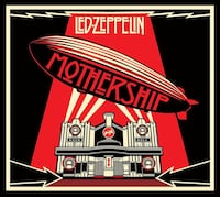 Led Zeppelin - Mothership (2CD/DVD) Limited Edition